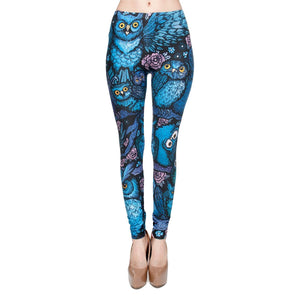 night eyes legging front view