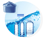 Economical and environmentally friendly. Elminates plastic bottles