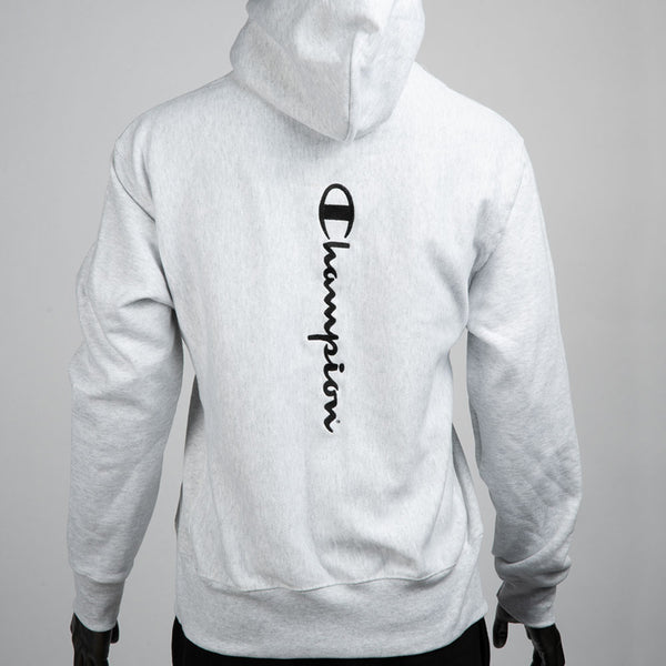 OpTic x Champion Hoodie (Silver Grey)