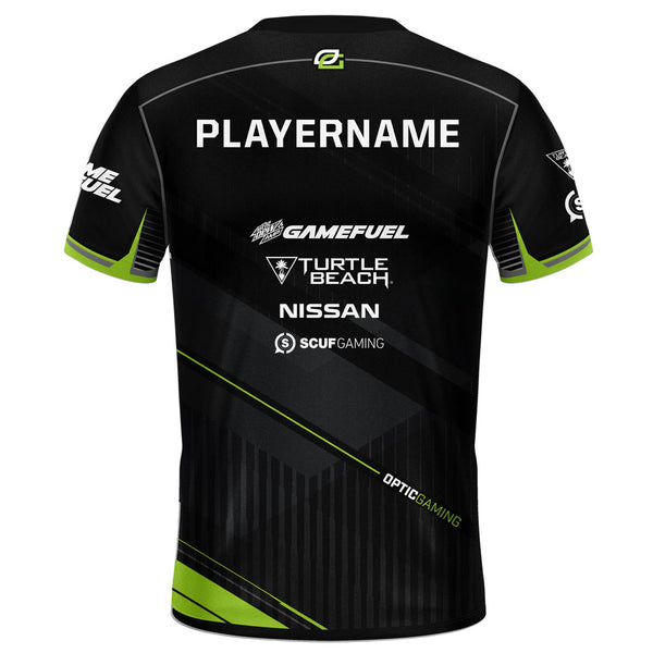 OpTic Gaming Custom Jersey