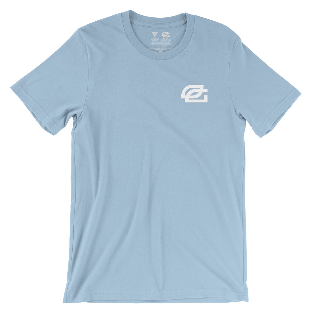 OG Pastel Tee - Light Blue