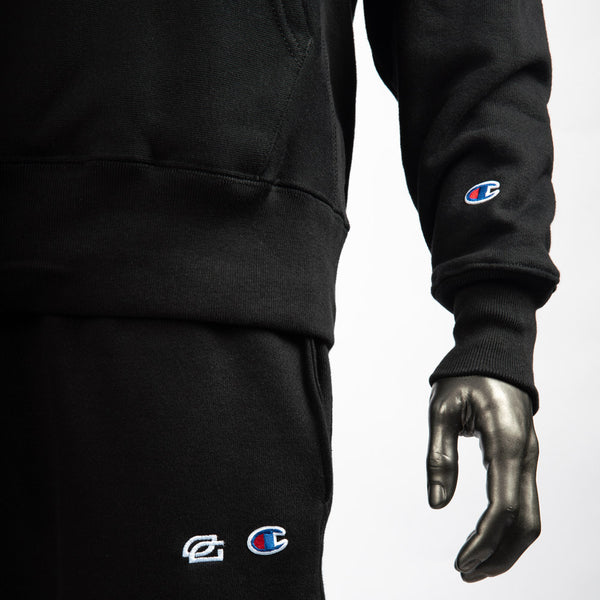 OpTic x Champion Hoodie (Black)