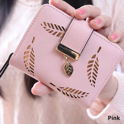 Brand Luxury Women's Wallet Female Small wallet