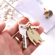 Golden Retriever PET Key Chain