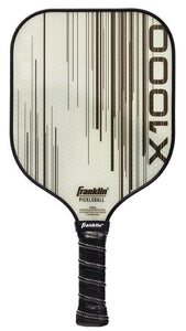 FRANKLIN PICKLEBALL -  X-1000 PADDLE - PERFORMANCE SERIES