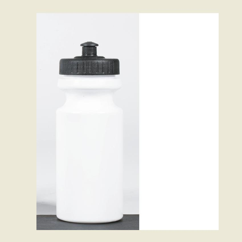 600 ML White Bottle Canada