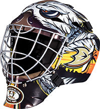 NHL TEAM GFM1500 GOALIE MASK