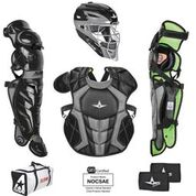 "ALL-STAR  CKCC912S7X  YOUTH S7 AXIS™ PRO CATCHER KIT - AGES 9-12, 14.5"" // MEETS NOCSAE"