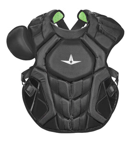 "ALL-STAR S7 AXIS™ ADULT CHEST PROTECTOR 16.5""// MEETS NOCSAE"