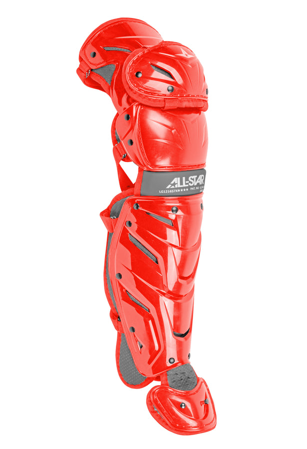 ALL-STAR S7 AXIS™ AGES 9-12 PRO LEG GUARDS