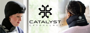 Catalyst Cryoscarf™, with insulated carry sleeve