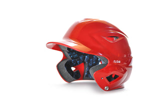 ALL-STAR S7™ ADULT SOLID GLOSS BATTING HELMET