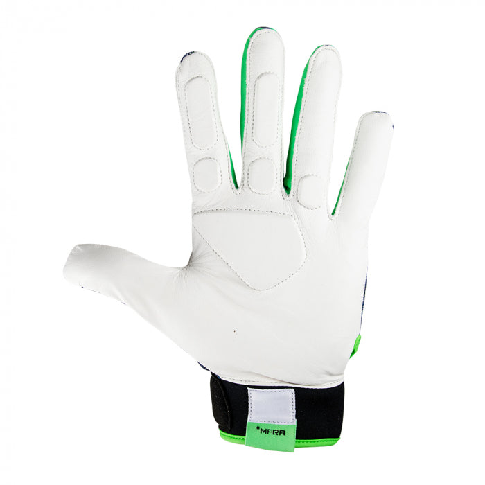 ALL-STAR PADDED PROFESSIONAL PADDED INNER GLOVE - FINGERS ONLY - YOUTH