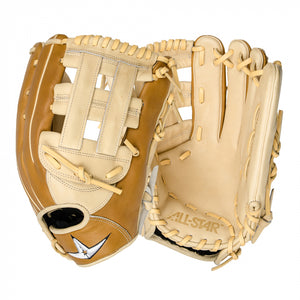 "ALL-STAR PRO-ELITE® 12.75"" OUTFIELD H-WEB GLOVE"