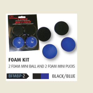 Foam Mini Balls & Foam Mini Pucks (2 balls and 2 pucks) Canada