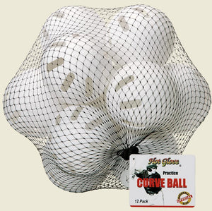 HOT GLOVE CURVE BASEBALL-12 PACK MESH BAG Canada