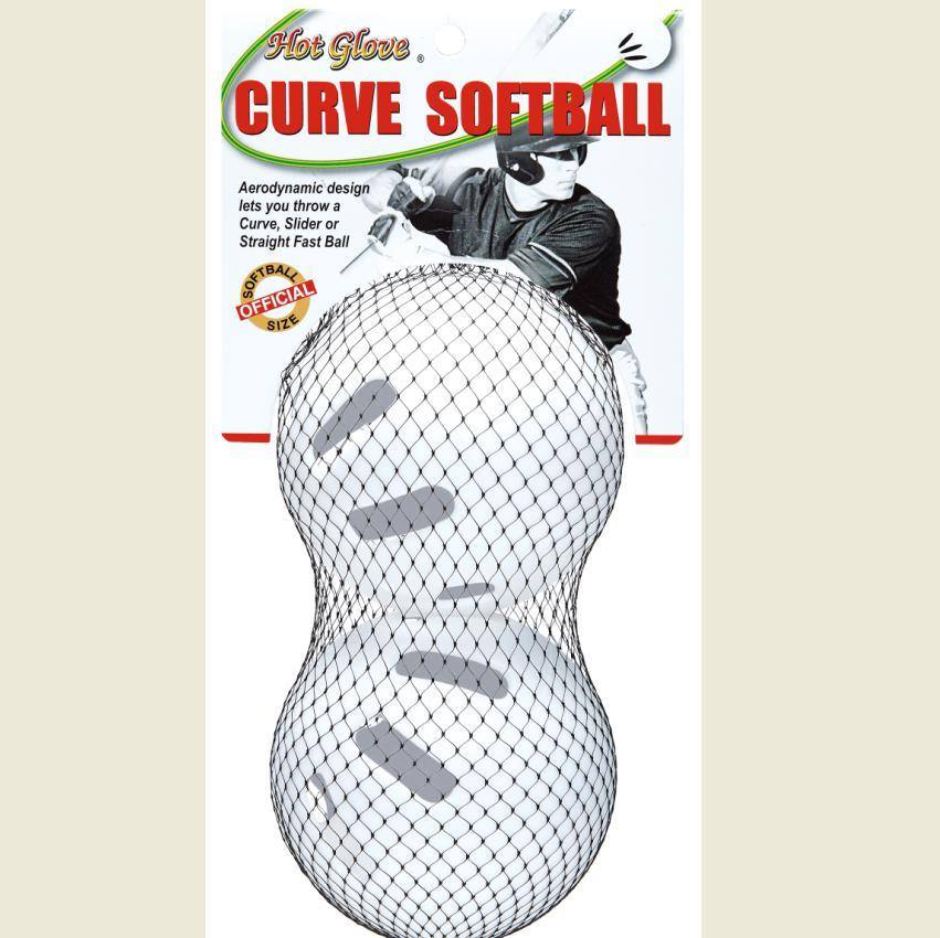 HOT GLOVE PRACTICE CURVE SOFTBALL-2PK Canada