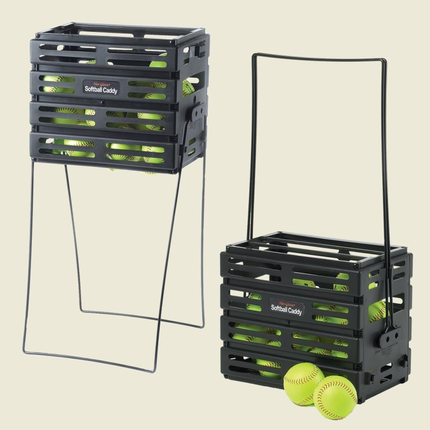 HOT GLOVE SOFTBALL CADDY - ASSEMBLED (STORES 20 SOFTBALLS) Canada