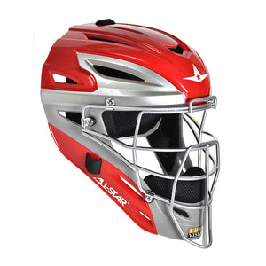 ALL-STAR MVP2500 - SYSTEM 7™ ADULT TWO-TONE MASK