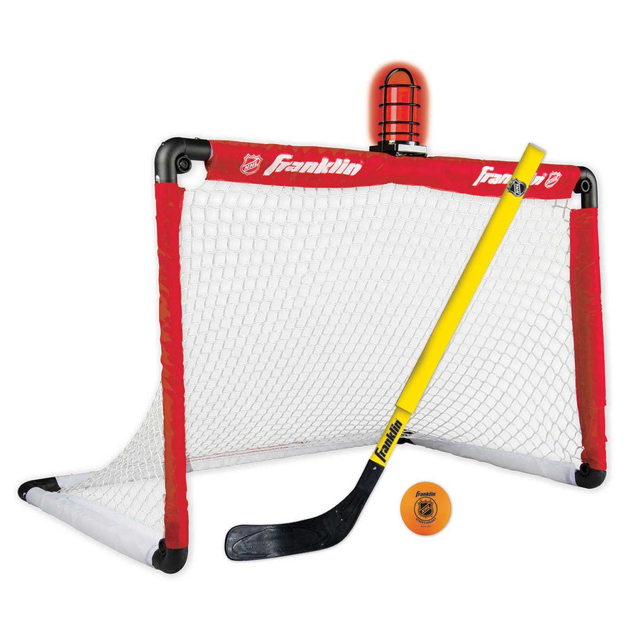 FRANKLIN NHL® LIGHT IT UP STREET HOCKEY GOAL SET