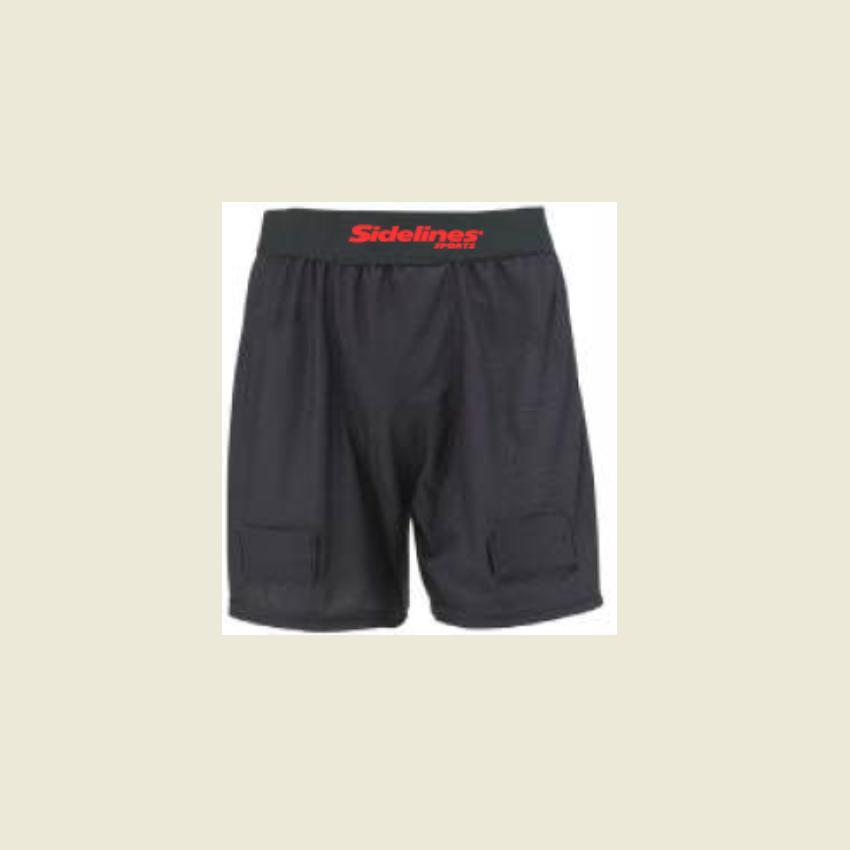 SIDELINES LOOSE SHORT W/CUP AND SUPPORTER - JUNIOR XLARGE Canada