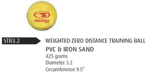 SIDELINES WEIGHTED 0 DISTANCE TRAINING BALL 3.2 Canada