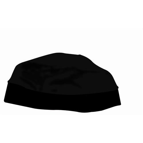 SKULL CAP ALL BLACK Canada
