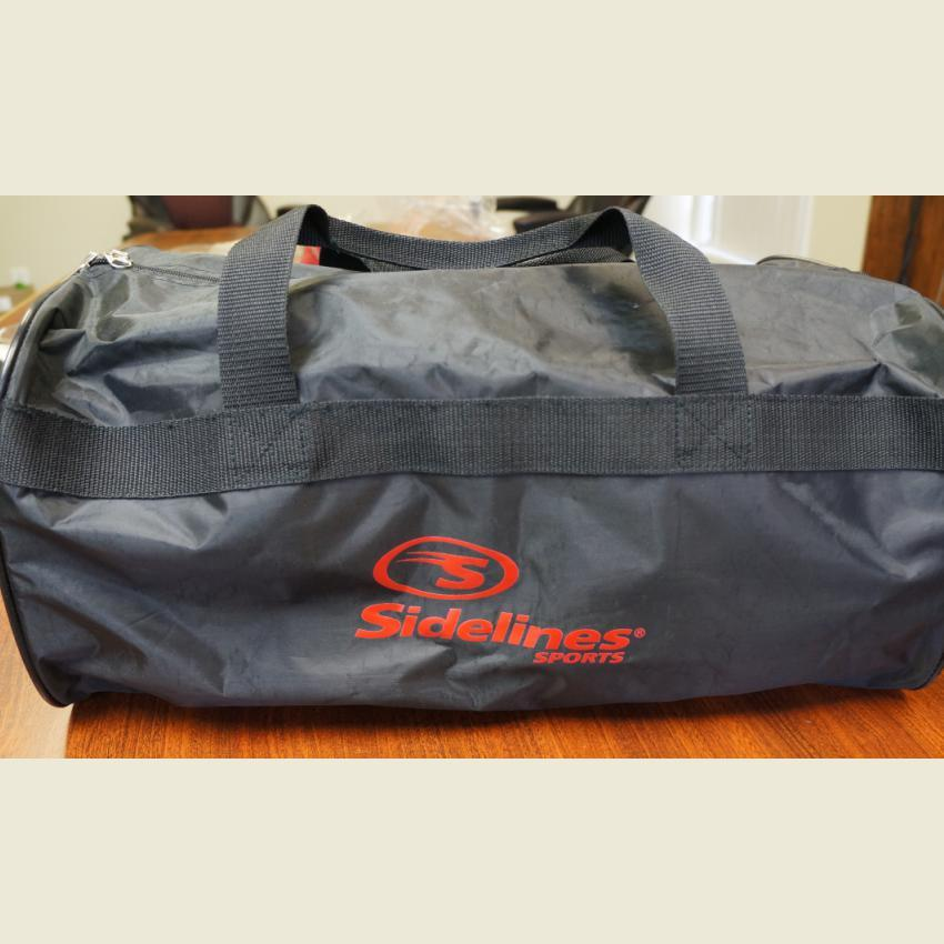 Warm-up Kit with Hurdles, Skipping Ropes, Reaction Balls, Field Markers in a carry Bag. Canada