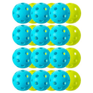 FRANKLIN X-26 PICKLEBALLS INDOOR  12-PACK