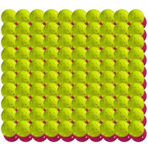 FRANKLIN X-40 PICKLEBALLS OUTDOOR 100 PACK