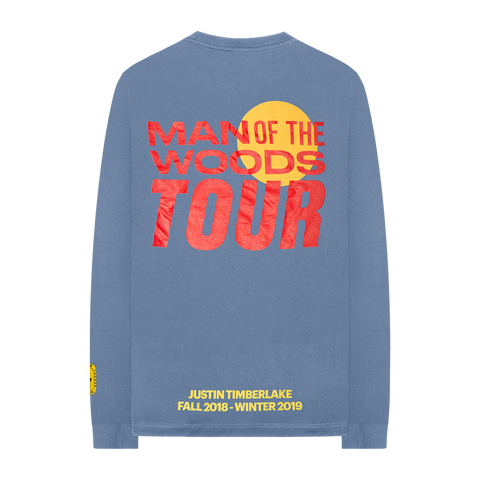 FALL TOUR L/S T-SHIRT