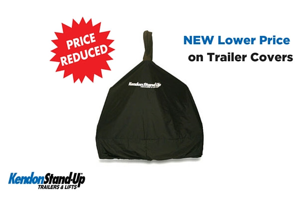 New Lower Price on Covers for Kendon Stand-Up™ Trailers