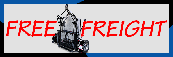 FREE FREIGHT ON ALL TRAILERS