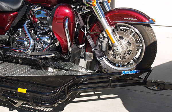 New Trike/Spyder/Sidecar Stand-Up Trailer