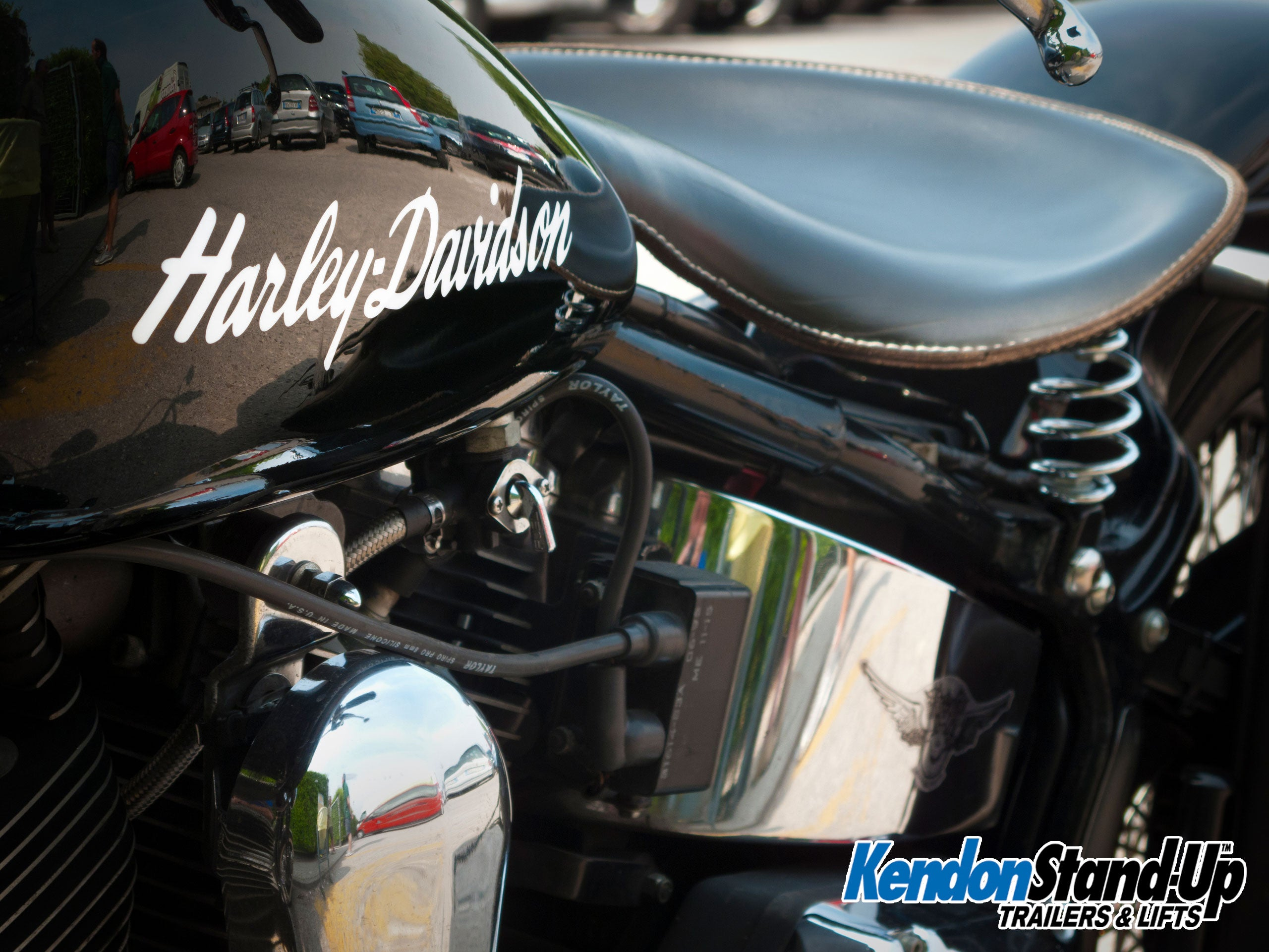 Advantages of Using a Kendon Trailer with Your Harley Davidson