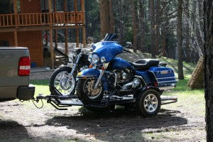 Two-Motorcycles-on-Kendon-Stand-Up-Trailer