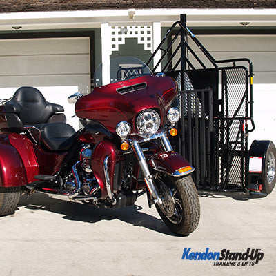 Kendon Trike Trailer Tie-Down Method – Kendon Industries, LLC