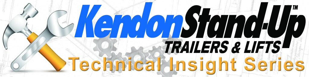Kendon Technical Insight Series: Wheel Bearings, Seals, and