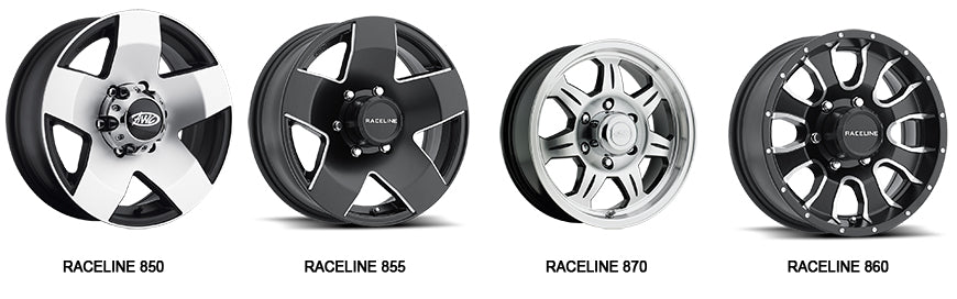 Alloy Wheels - Kendon Trailer Aluminum Wheels