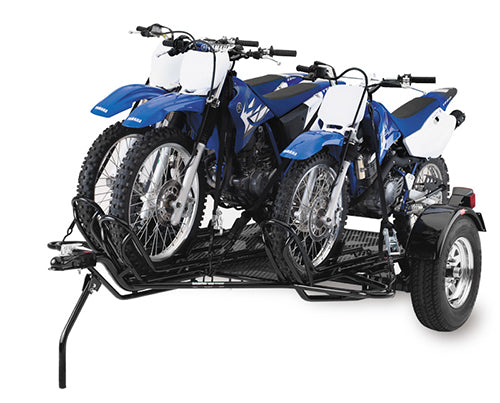 Folding Dirt Bike Trailer