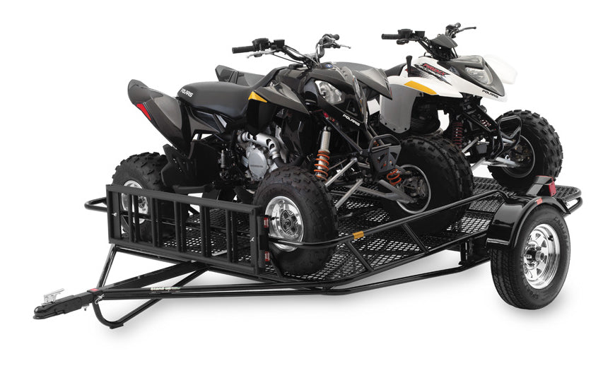 Utility Trailer for Quads and ATV
