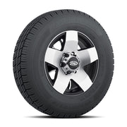 "13"" Spare Wheel with Radial Tire - Replacement Wheel & Tire"