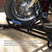 Trike/Spyder Ride-Up SRL Stand-Up Motorcycle Trailer