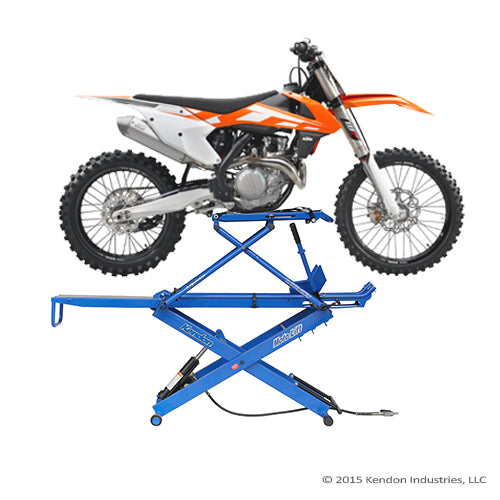 Stand-Up™ Dirt Bike Lift (MotoLift™)