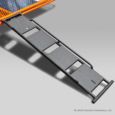Deluxe Motorcycle Trailer Loading Ramp