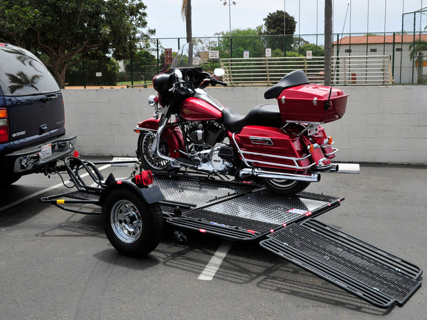 Dual Ride-Up SRL Retrofit Kit for Kendon Dual Trailers