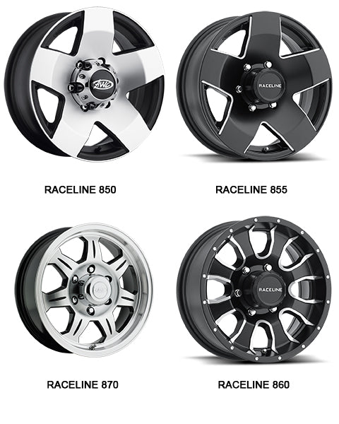 Aluminum Trailer Wheels