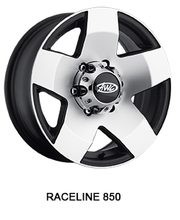 Aluminum Trailer Wheel 850