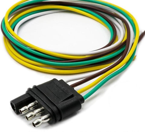 Kendon 4 Pin Trailer Wiring Harness - 15 Ft
