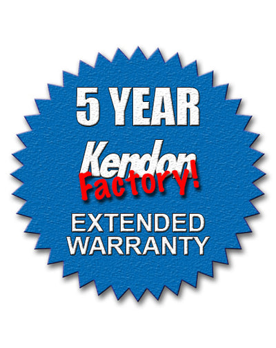 Kendon Factory Extended Warranty 5-year
